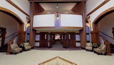 Providence Baptist Church 3D Model