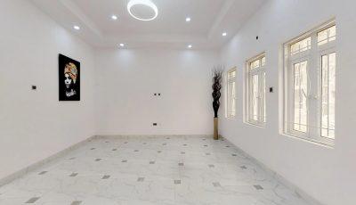 Lovely 3 Bedroom Terrace Duplex – Ajah 3D Model