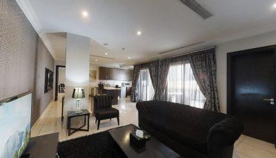 L'eola Suites, Abuja – Sky Garden Suite II 3D Model