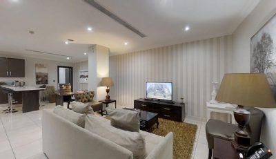 L'eola Suites, Abuja – Sky Garden Suite 3D Model