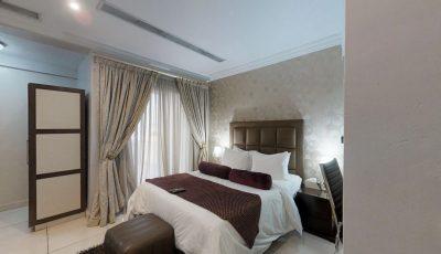 L'eola Suites, Abuja – Pent House Superior 3D Model