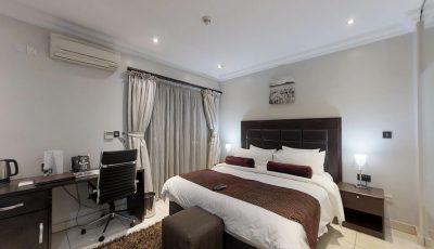 L'eola Suites, Abuja – Superior Room 3D Model