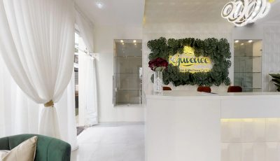 Rejuvenee Spa and Wellness Center, Isaac John Street, G.R.A, Ikeja 3D Model