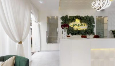 Rejuvenee Spa and Wellness Center, Isaac John Street, Ikeja GRA 3D Model