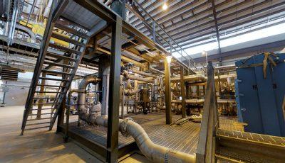 Gas Plant – Insurance 3D Model
