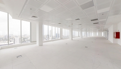 Spacious Office Space-13th Floor 3D Model