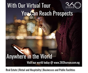 virtual tour company in Lagos Nigeria