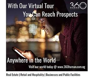 virtual tour company in Lagos Nigeria